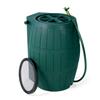 Achla Designs 54 Gallon Green Rain Barrel